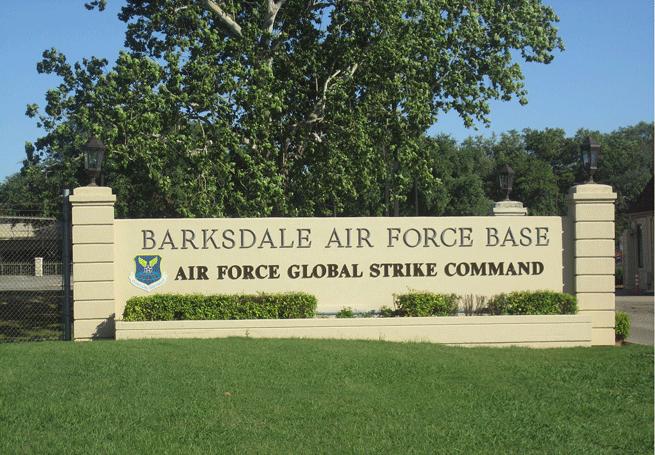 Barksdale Air Force Base 1 Antenora