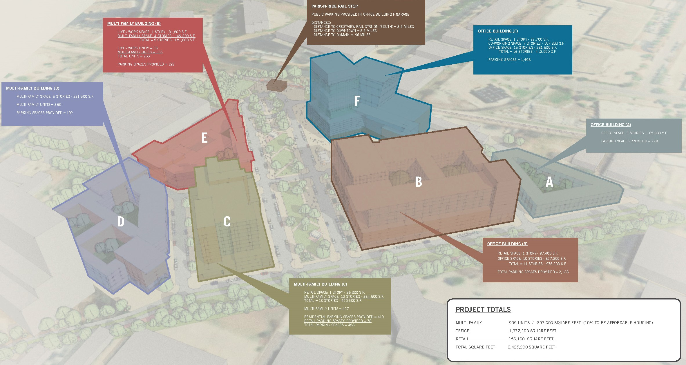McKalla Tract Site Concept Overview