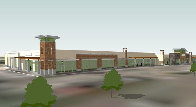 Marketplace Retail Center 1 Antenora