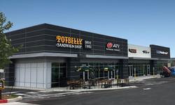 Encino Commons Retail Shell