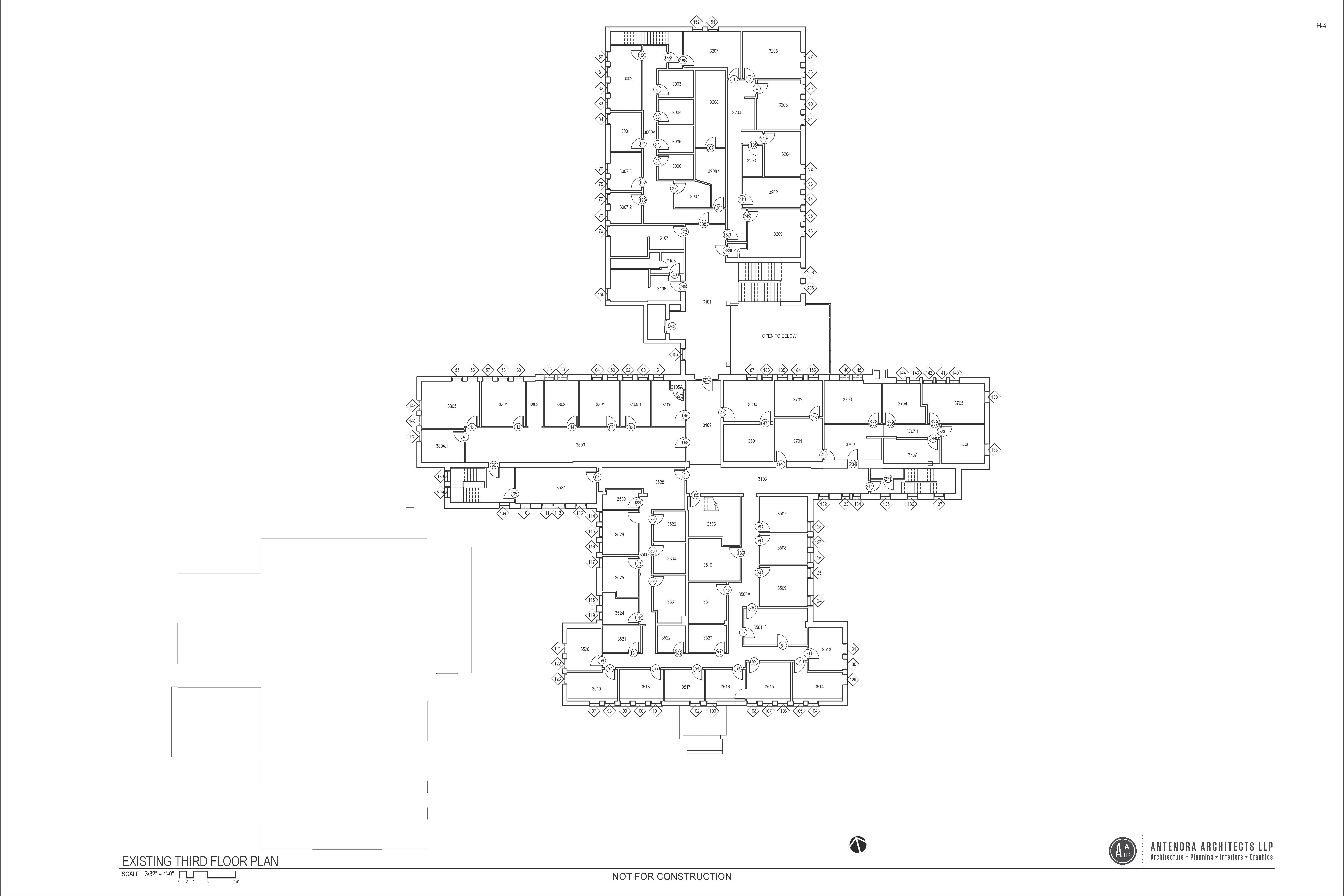 Palm School HSR Floor Plan