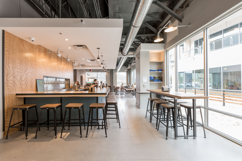 Coffee Shark Bar and High-tops