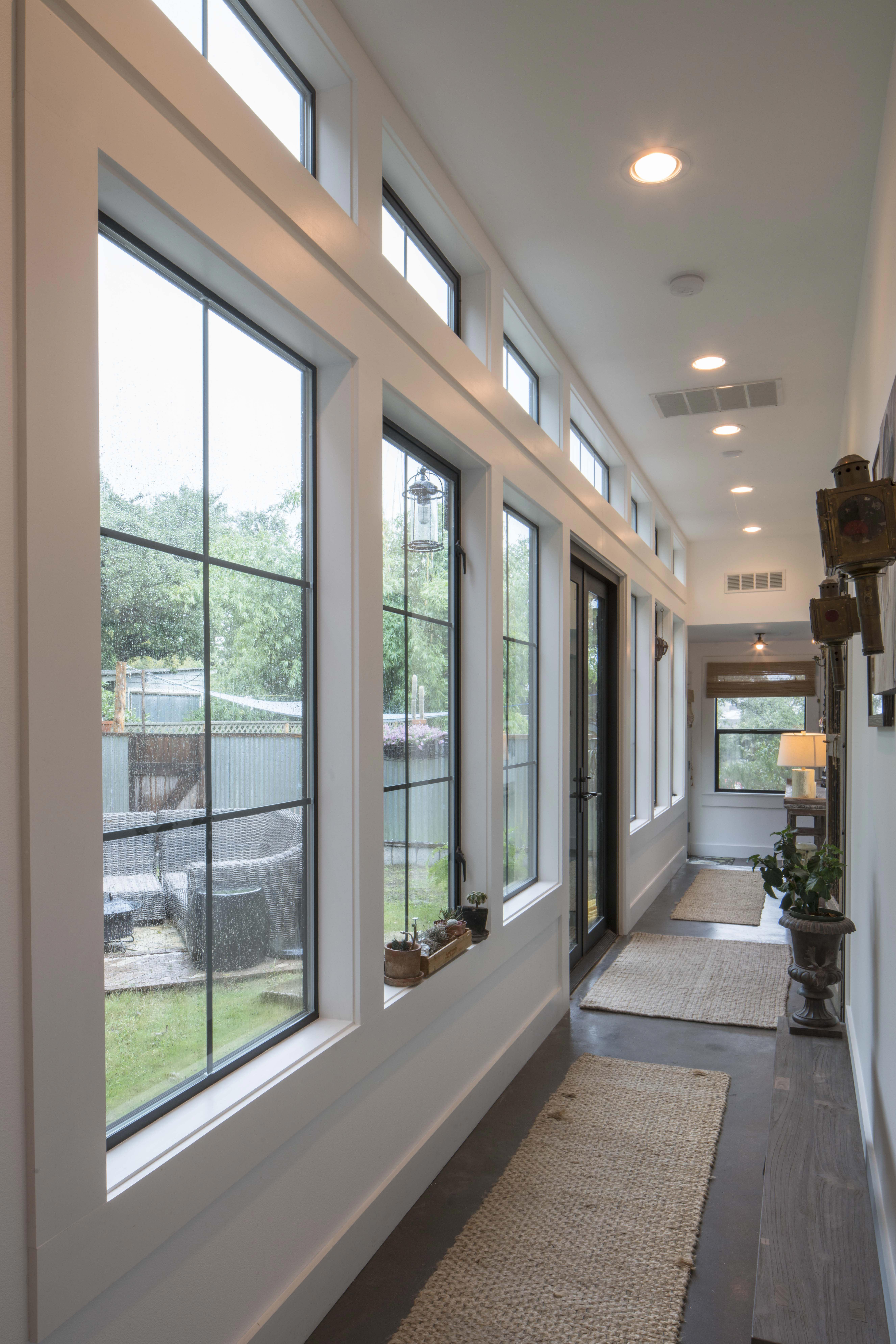 Eagar-Mendez Residence Corridor