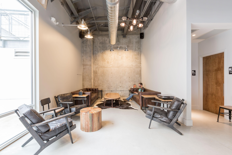 Coffee Shark Vinyl Lounge