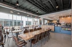 Coffee Shark Service Counter