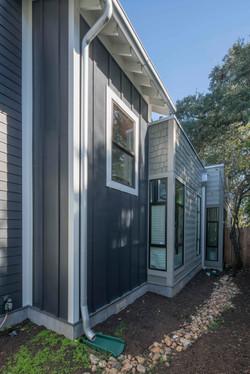 Eagar-Mendez Residence Addition Side
