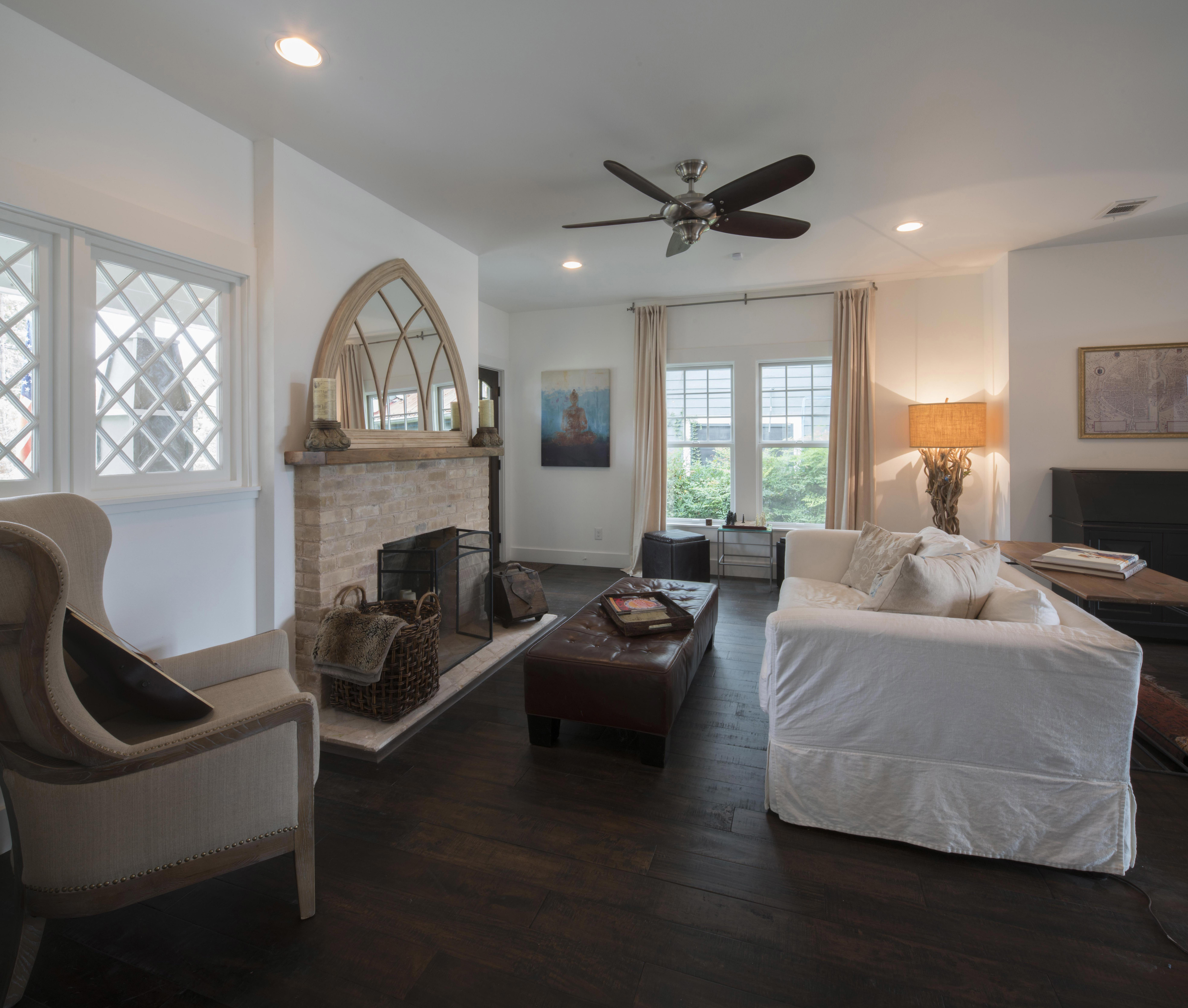 Eagar-Mendez Residence Living Room
