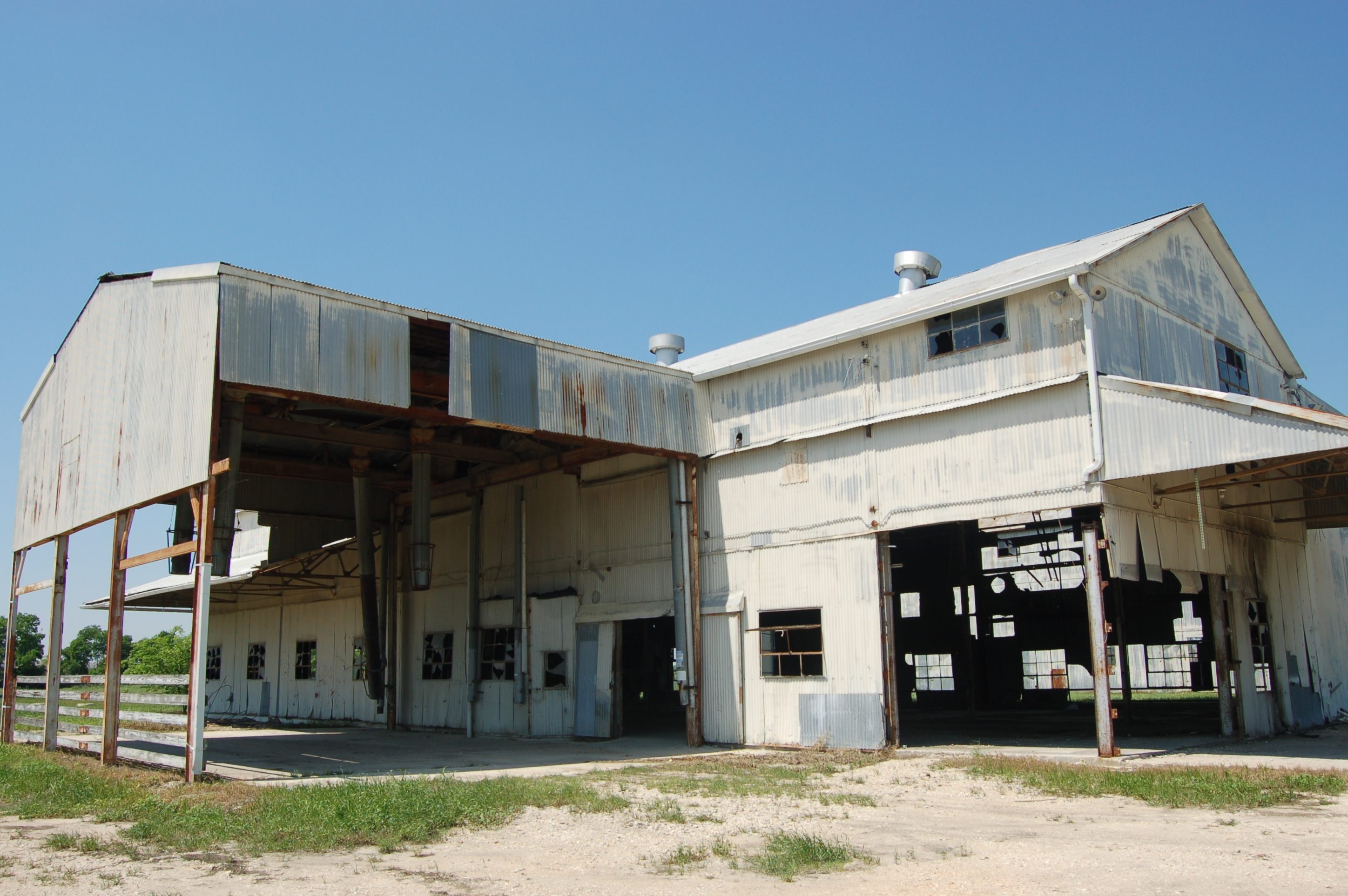 Cotton Gin at the Co-op District 6