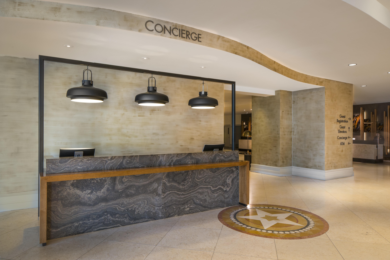 Hitlon Austin Concierge Desk