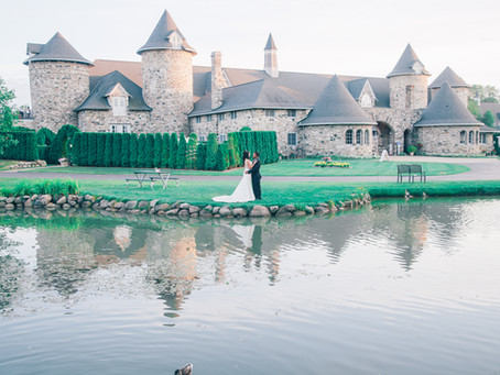 Castle Farms Wedding Photography   Charlevoix, Michigan   Barbara & Pablo