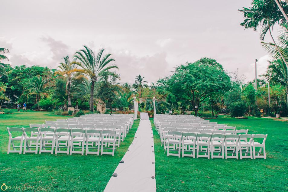 Miami Beach Botanical Garden Wedding   Diana U0026 Robert