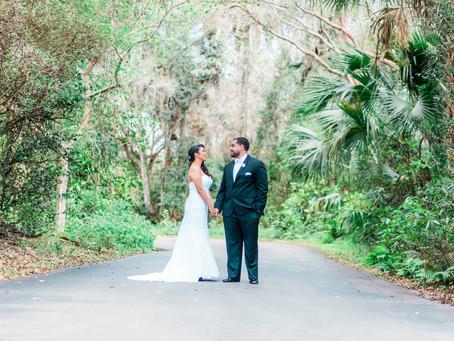 Fern Forest Nature Center Wedding | Coconut Creek, FL | Yalie & Juergen
