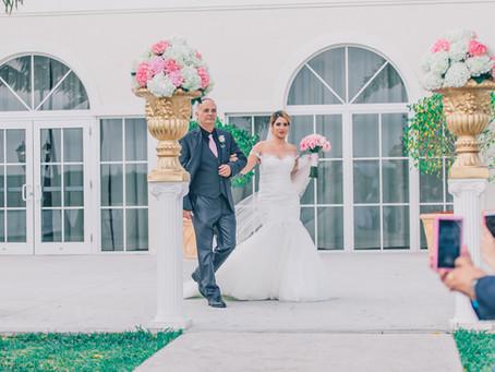 Vista Lago Ballroom Wedding | Miami, FL | Luis & Narai