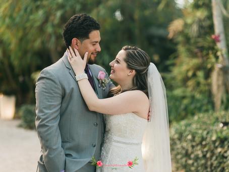 Bamboo Gallery Wedding | Davie, FL | Chris & Paisley