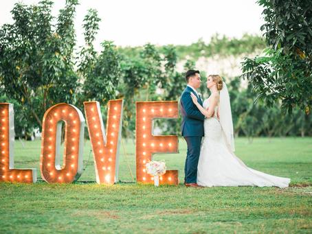 Longans Place Wedding | Miami, FL | Rachel & Gabriel