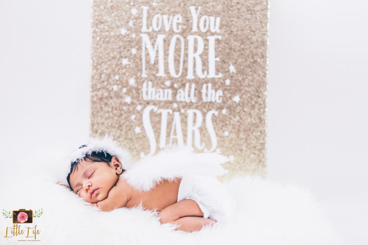 Newborn Photography Session | Sunrise, FL | Baby Alyssa