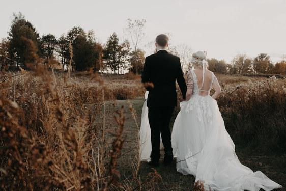 Metea County Park Wedding