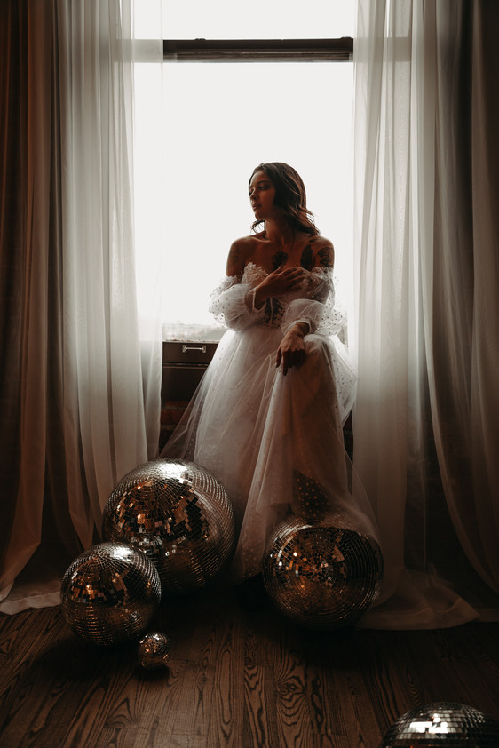 Neidhammer Bridal Portrait Ashley Vandervelde Photography