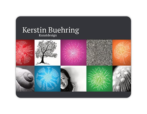 Postkarte Kunstdesign 0001