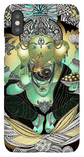 Mobile Case Ganesha