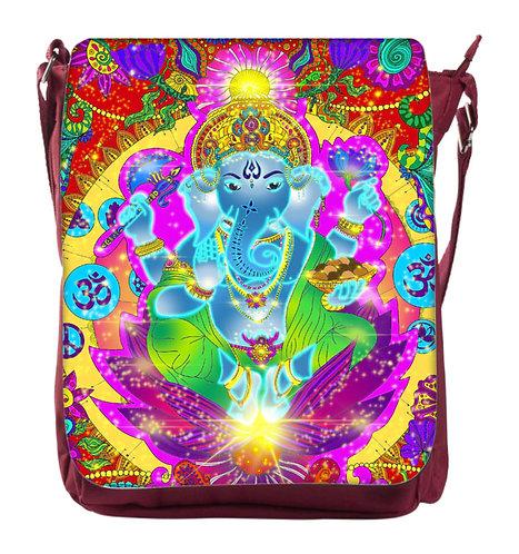 Bunte Ganesha-Tasche
