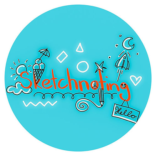Onlinekurs Sketchnoting für Erwachsene