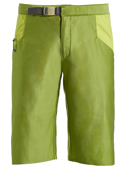 Vaude Green Core Tech Shorts (Men)