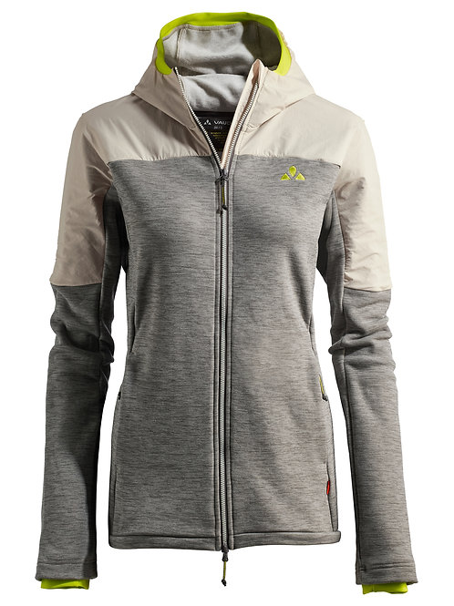 Vaude Green Core Fleece Jacket (Women)