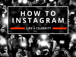 Instagram Tips: How to Instagram Like a Celebrity