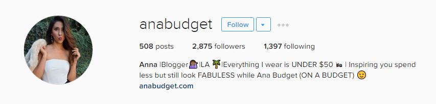 Instagram Tip: Describe What you Do