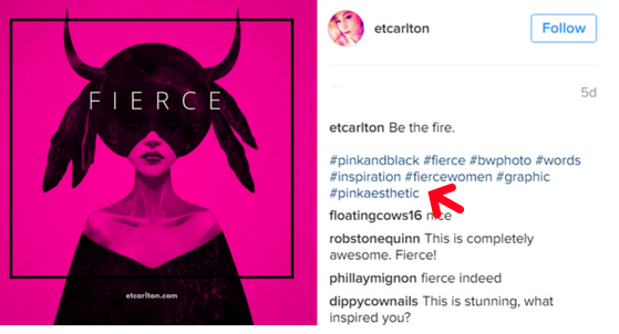 How to find Hashtags on Instagram