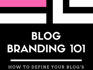 Blogging Tips: Blog Branding