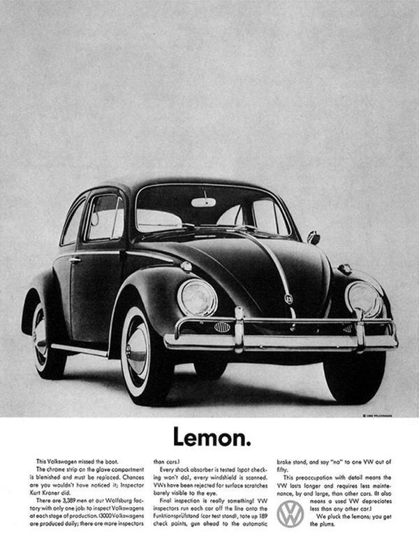 AIDA in Action Volkswagen Ad
