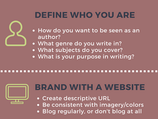 Author Branding in 4 Easy Steps