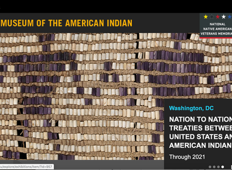 Educational Materials and Access: The National Museum of the American Indian