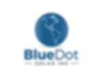 Blue Dot Solar Logo