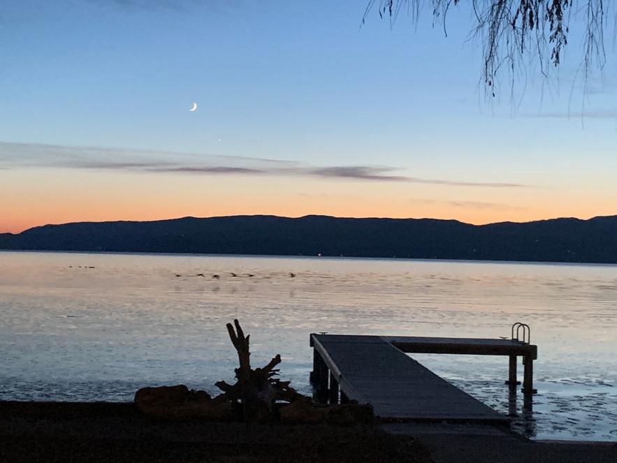 Welcome Flathead Lake, Big Fork MT
