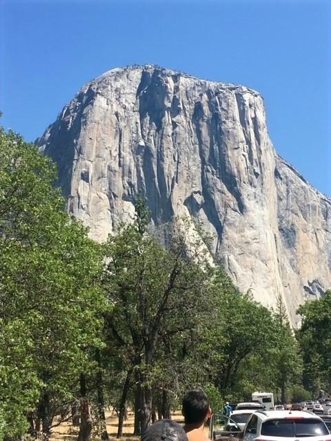 Welcome El Capitan! Yosemite, CA