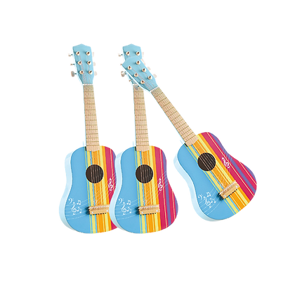 "25""Colourful Wooden Guitar"