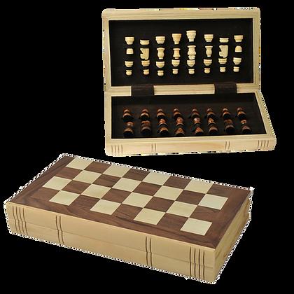 Book Style Folding Chess Set