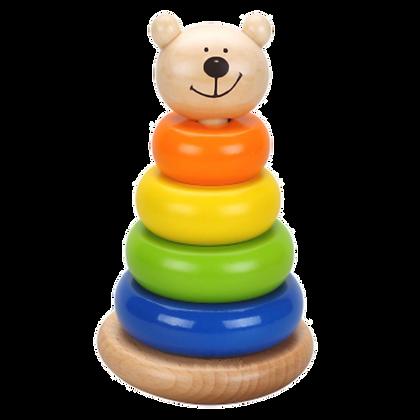 Wooden Bear Tower