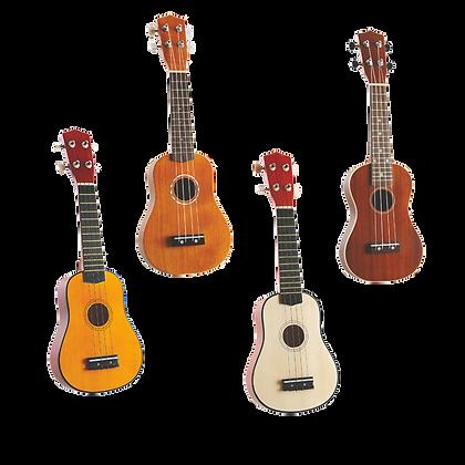"21""Classic Wooden Guitar"