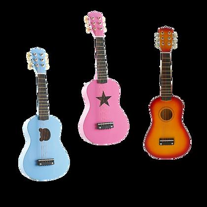 """23"""" Wooden Guitar"""