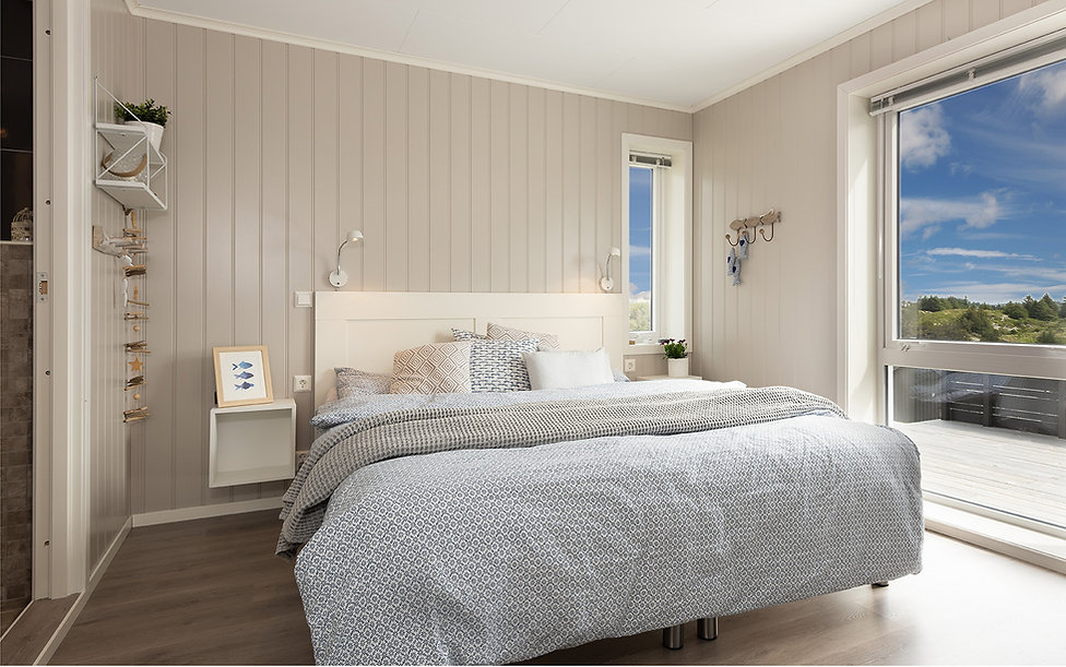 Villa Skansen airbnb Austevoll