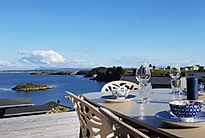 Villa Skansen utsikt
