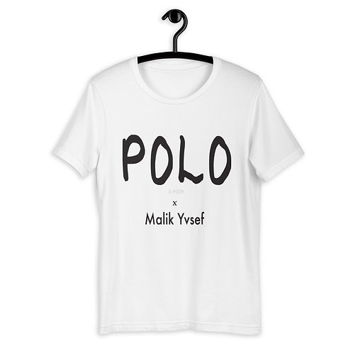 A Poem x Malik Yvsef POLO T-Shirt