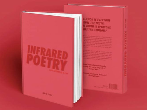 Infrared Poetry Hardcover Version