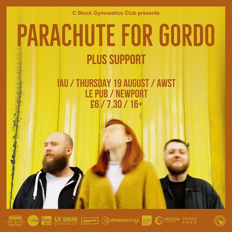 Parachute For Gordo