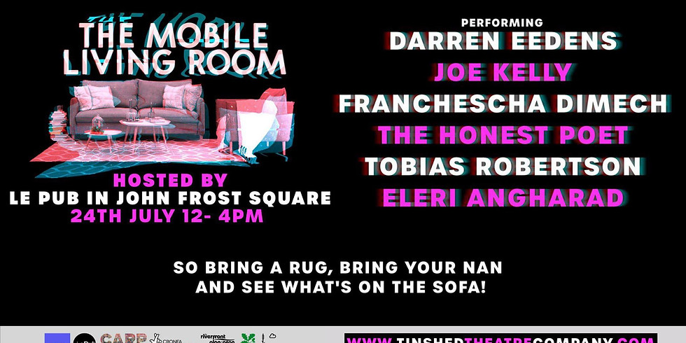 The Mobile Living Room - John Frost Square