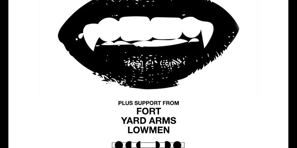 The Nightmares, FORT, Yard Arms & LOWMEN